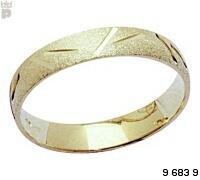 Náš prstýnek - jenom bude z bílého zlata