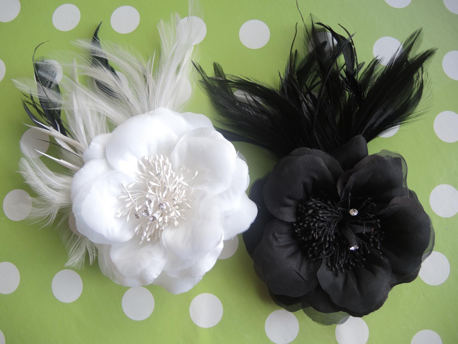 kvet do vlasov čierny - Obrázok č. 1