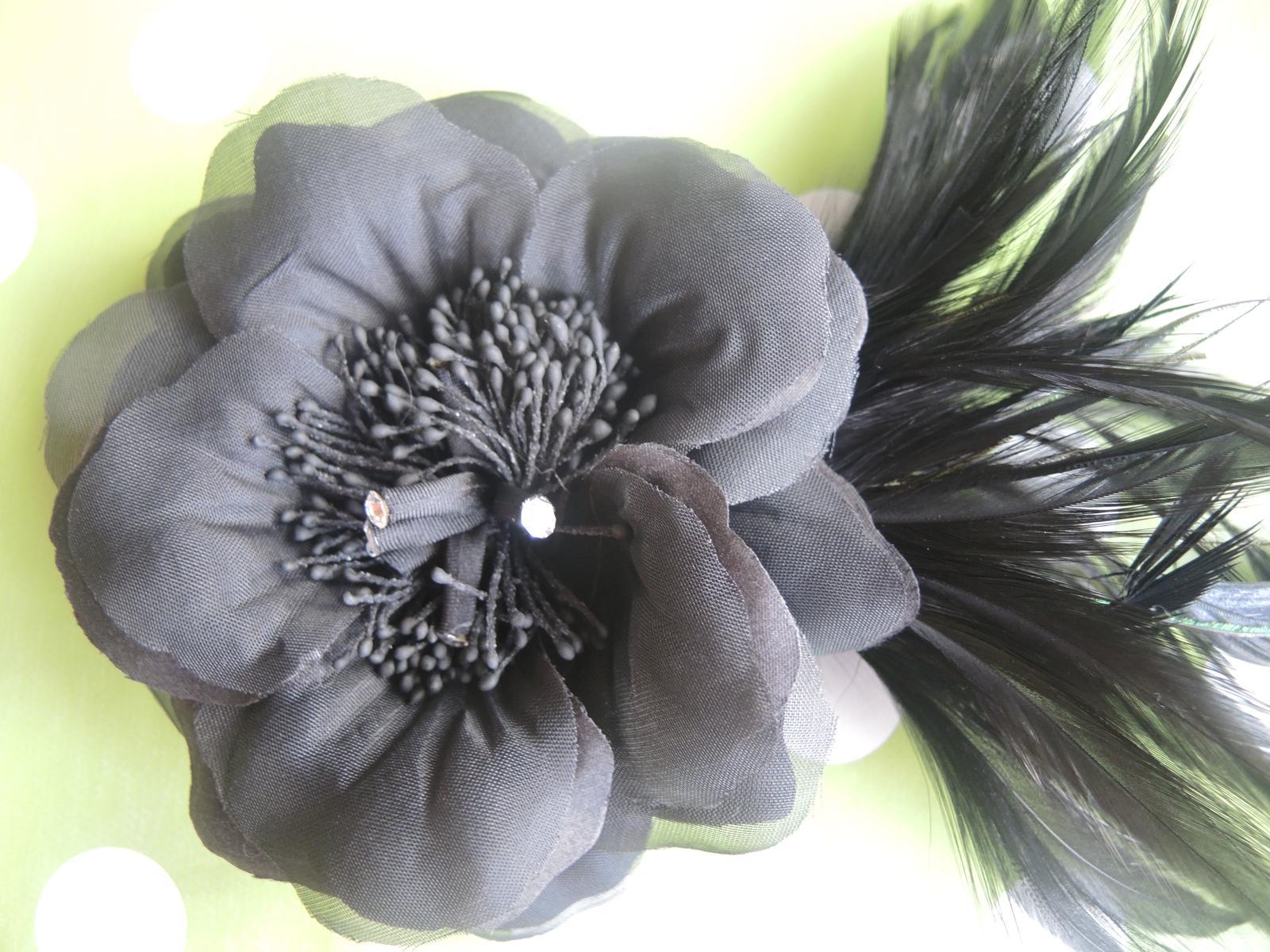 kvet do vlasov čierny - Obrázok č. 4