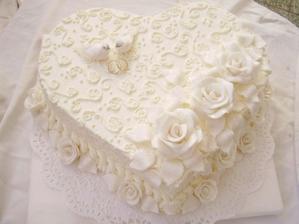 Svadobná torta 12