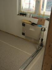 7.9. podlahy + malujeme