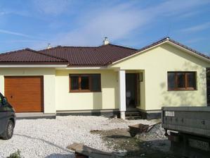 Tak toto je náš dom-montovaný