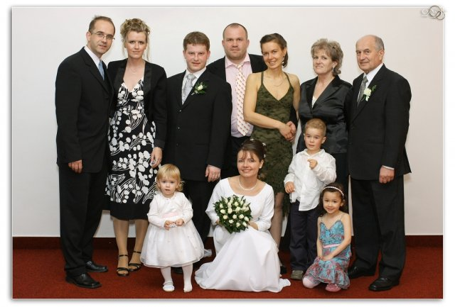 Daniela{{_AND_}}Dusan - rodina