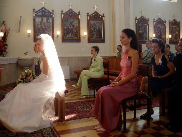 Eva Tóthová{{_AND_}}Miroslav Straka - V kostole...