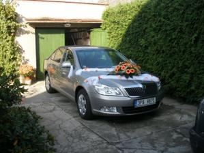 Nevěsty autíko