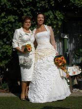 S ženichovou maminkou