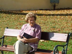 Zátiší s babičkou