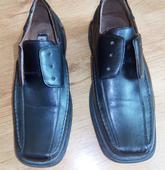 chlapčenské spoločenské topánky, 34