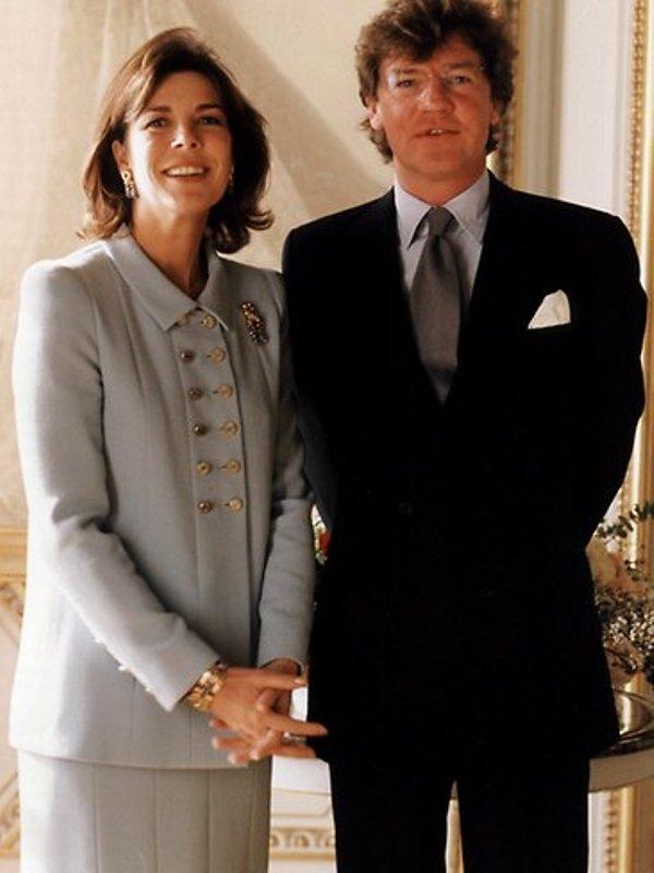 Kráľovské svadby - princezná caroline z monaka + Princ Ernst August z Hanover / 23. január 1999