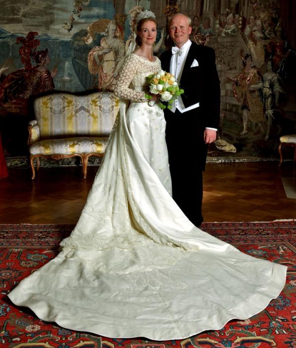 Kráľovské svadby - Princezná Nathalie z Sayn-Wittgenstein-Berleburg + Alexander Johannsmann / 18.06.2011