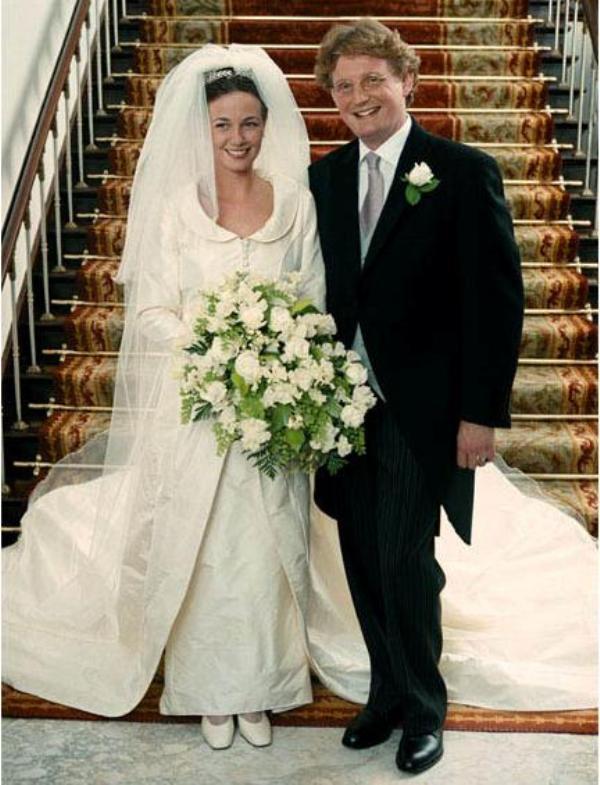 Kráľovské svadby - Princ Bernhard z holandska + Annette Sekrève / 8. Júl 2000