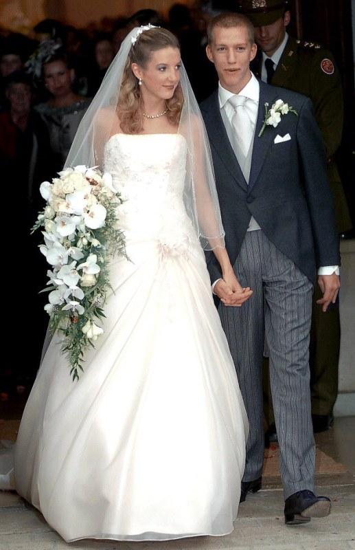 Kráľovské svadby - Prince Louis z Luxemburska + Tessy Antony / 29.09.2006