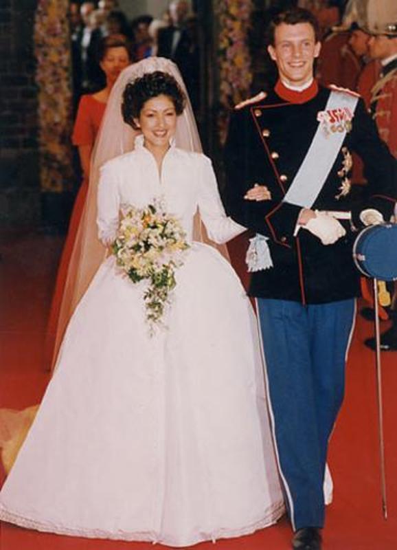 Kráľovské svadby - princ joachim z dánska + Alexandra Christina Manley / 18. November 1995