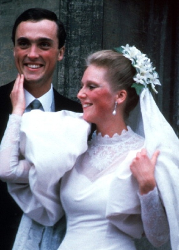 Kráľovské svadby - Princezná Astrid z Belgicka + vojvoda Lorenz / 22.09.1984
