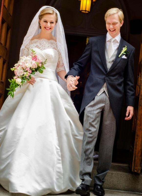 Kráľovské svadby - Arcivojvoda Imre Rakúsky + Kathleen Walker svadbu / 08.09.2012