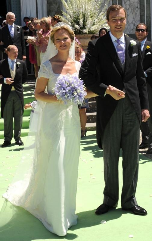 Kráľovské svadby - Princess Carolina de Borbon de Parma + Albert Brenninkmeijer / 16. jún 2012