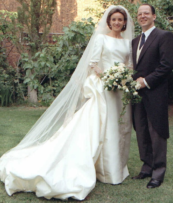 Kráľovské svadby - Princ Kardam z bulharska + Doña Miriam de Ungría y López / 11. júl 1996