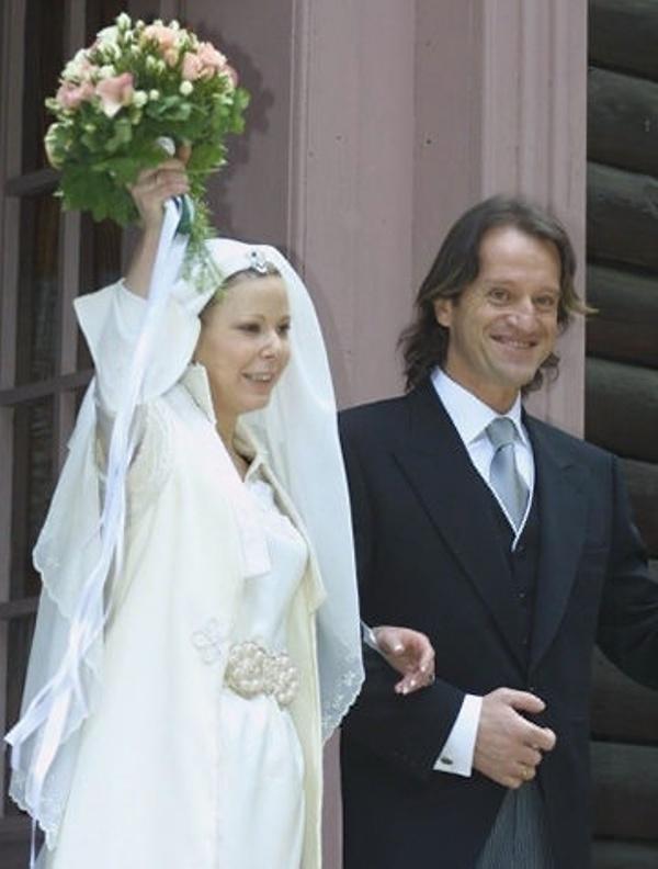 Kráľovské svadby - Princezná Kalina z Bulharska + Kitin Mucoz / 22. október 2002