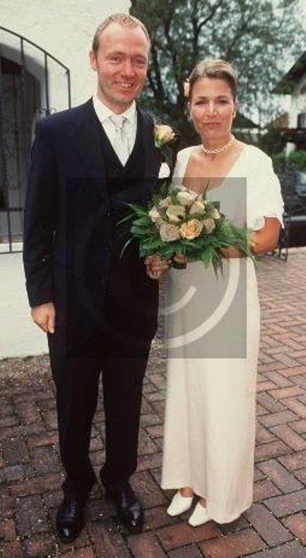 Kráľovské svadby - Prince Carl Christian of Hohenzollern + Nicole Helene Neschitsch / 1999