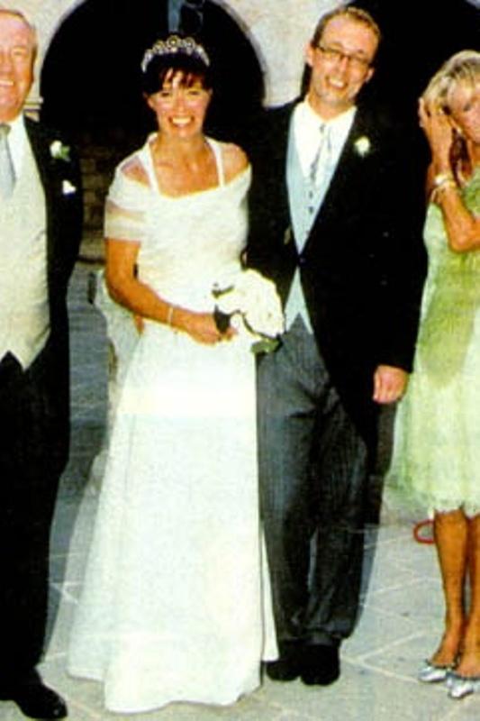Kráľovské svadby - Prince Hubertus Hohenzollern + Uta Maria König / 10. júl 2000