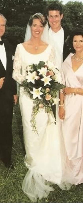 Kráľovské svadby - Sybilla Louise Ambler + Baron Henning von Dincklage
