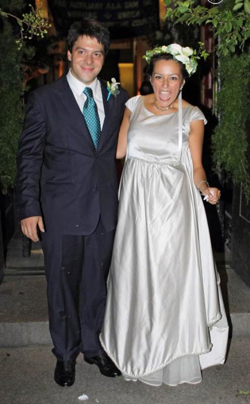 Kráľovské svadby - Nicolás Guillermo z holandska + Eva Marie Valdez / 2009
