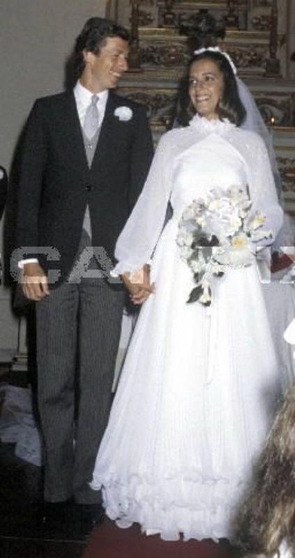 Kráľovské svadby - Haakon Lorentzen z nórska + Martha Carvalho de Freitas / 14.04.1982