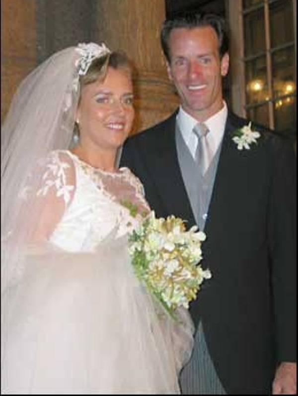 Kráľovské svadby - Ragnhild Lorentzen z nórska + Aaron Long / 21. november 2003