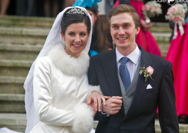 Kráľovské svadby - Arcivojvoda Christoph rakúsky + Adelaide drape - Frisch / 29. December 2012