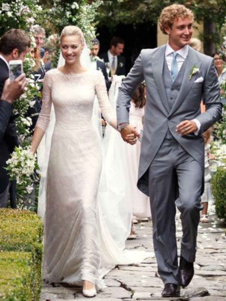 Kráľovské svadby - PIERRE CASIRAGHI z monaka + BÉATRICE BORROMEO / 01.08.2015