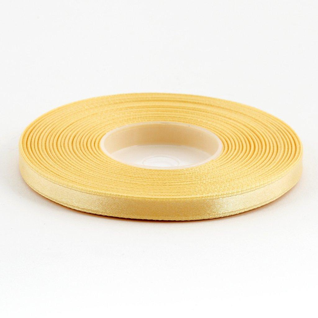 stužka 6mm x 25m žltá - Obrázok č. 1