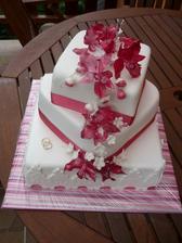 úplne nádherná torta :)