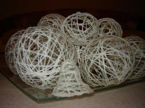 vianočné bambule zatial vyzerajú takto
