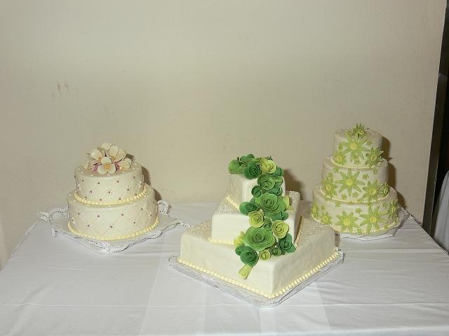 Klaudia{{_AND_}}Stano - naše svadobné tortičky