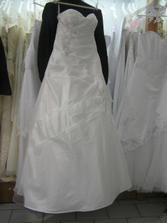 Moje vybrané svatební šaty