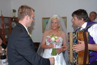 Konečně pravá nevěsta