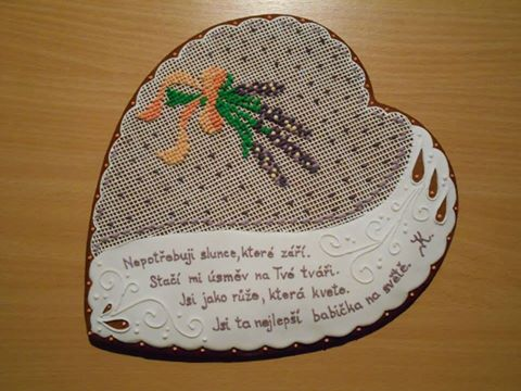 Děkovací a jiné perníky - Obrázek č. 47