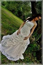 tieto šaty budem požičiavať na svadbu :)