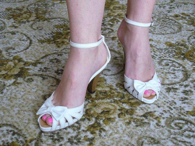 Janka a Jojo - moje topánky