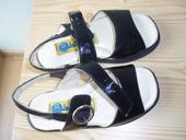cierne sandalky, 27