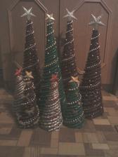 nove stromky, vyska 50cm