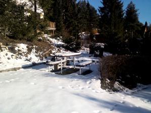 zima na chate