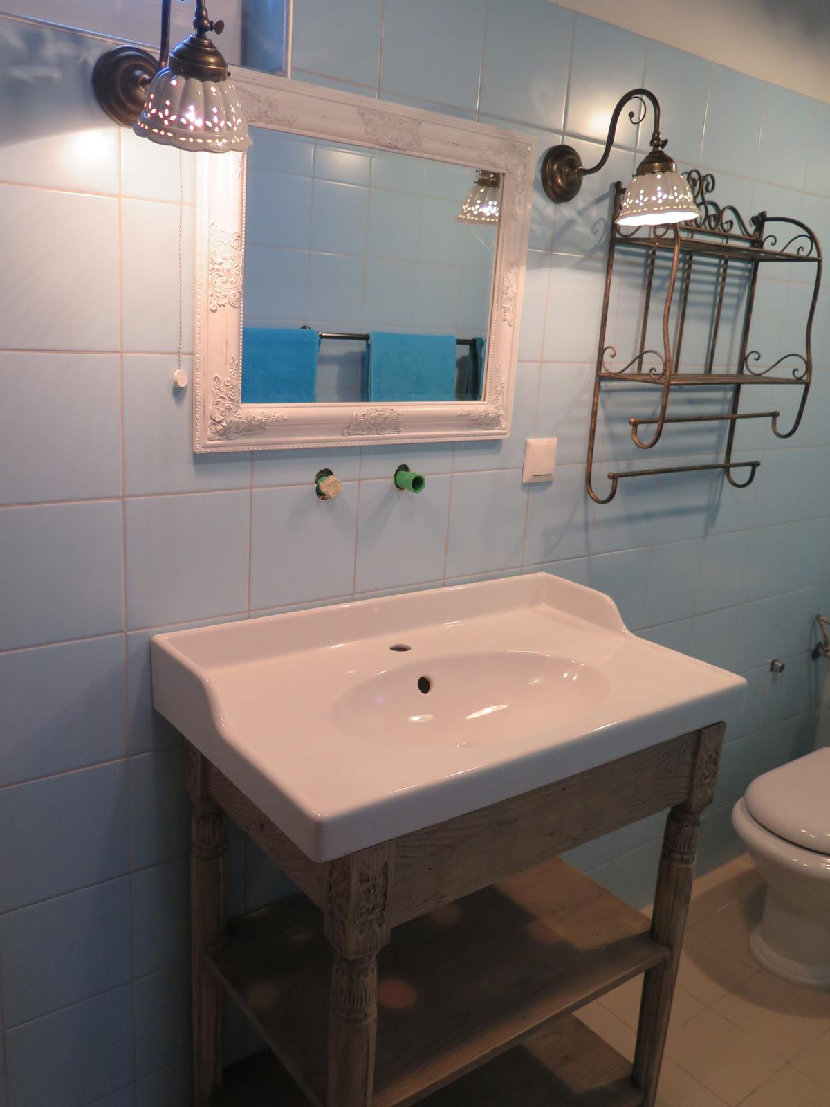 Naša stará a nová kúpelňa - Obrázok č. 2