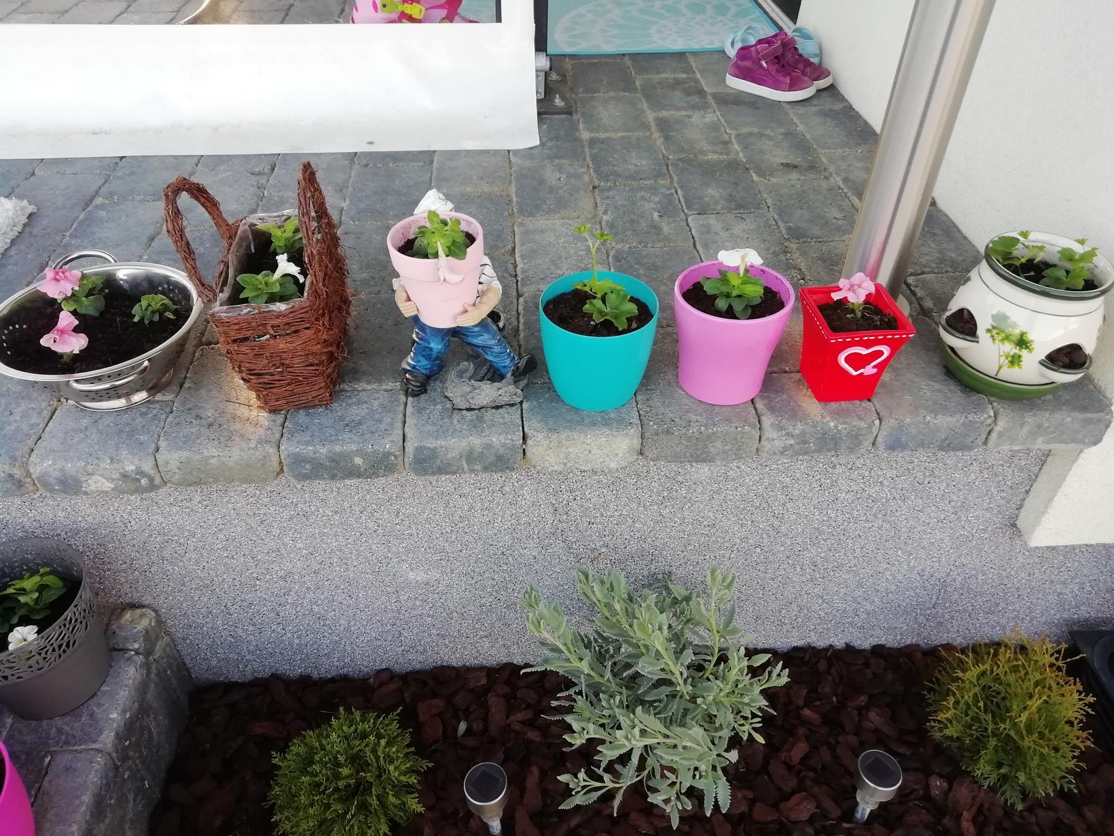 Záhradka 2019/20 bývame 4 a 5 rok :-) - Budu mi robiť radosť