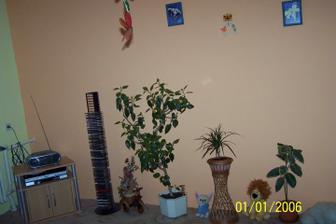 náš nově udělany obývak