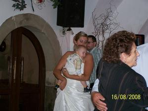 nejmenší svadebčan