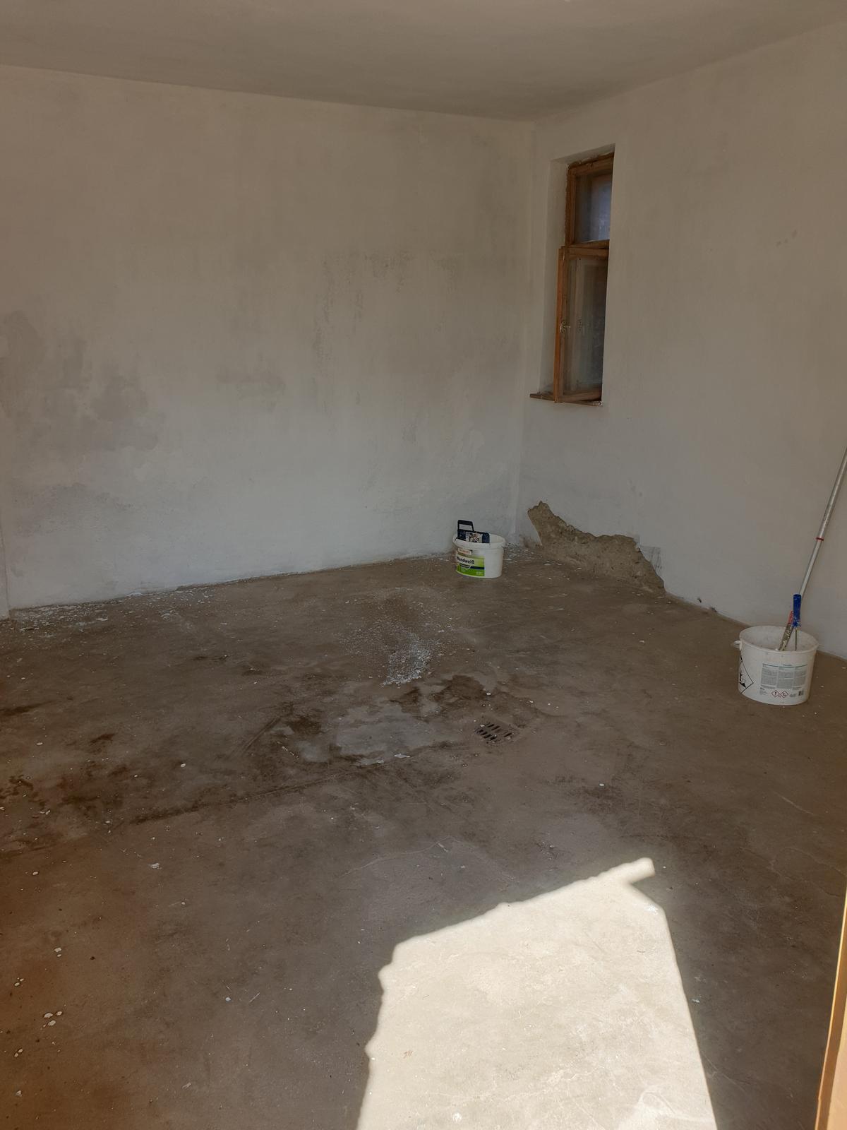 Rekonštrukcia domu-alebo chceme si splniť sen =》🏠🌻🌼🐶  mat domcek a vratit sa na Slovensko - a tu uz svokor maluje :)