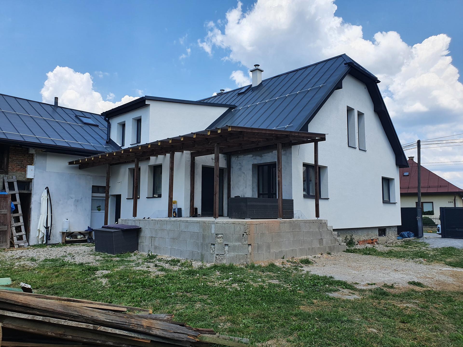Rekonštrukcia domu-alebo chceme si splniť sen =》🏠🌻🌼🐶  mat domcek a vratit sa na Slovensko - Obrázok č. 773