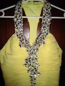 trblietavé spoločenské šaty S/M, 36