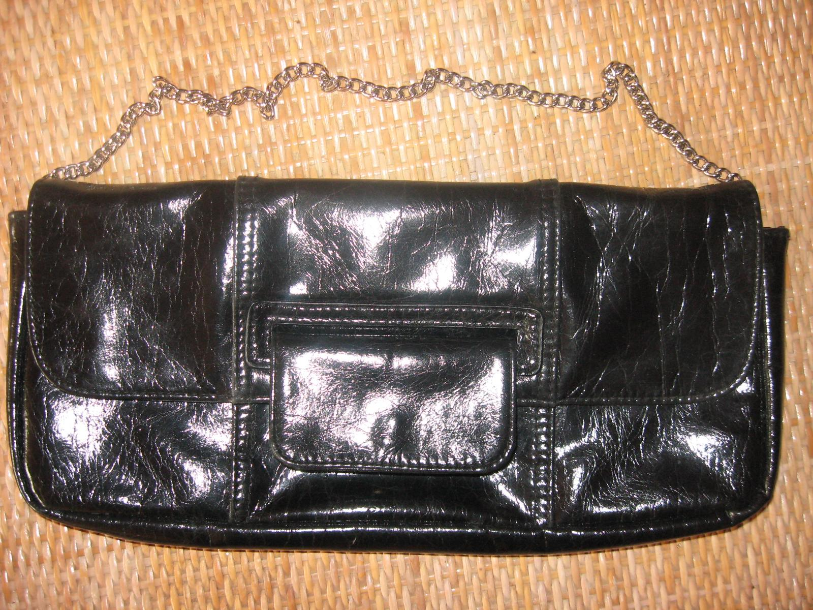 Lakovaná kabelka - Obrázok č. 1